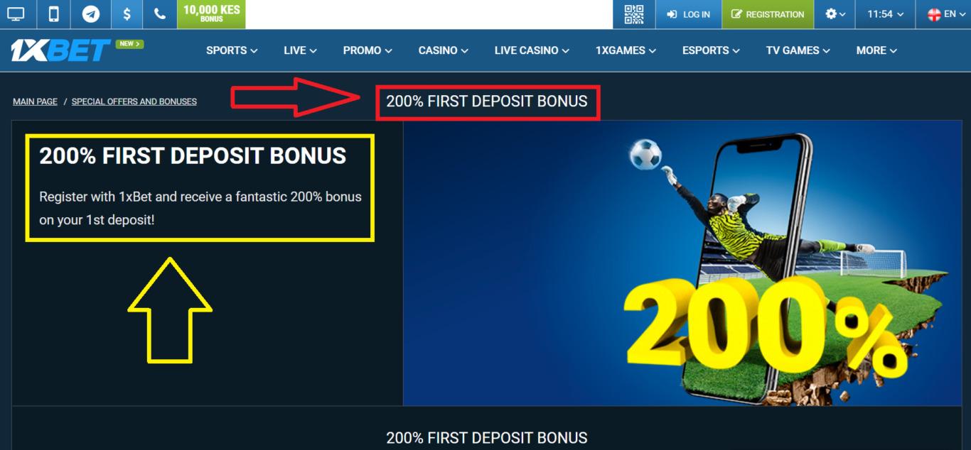 How to use 1xBet bonus every day?
